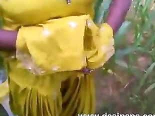 indian punjabi bhabhi fucked in open fields mms..