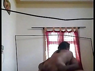 Tamil new clip of desi bhabhi riding on-top of..