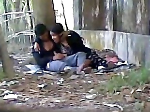 Desi cute indian lover sucking big cock in..
