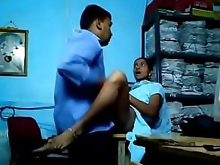 Indian office viral desi hottest sex video ever..
