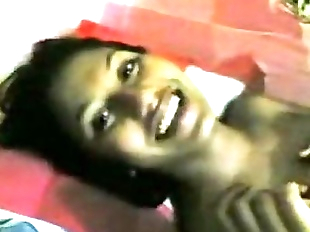 Brown Threesome - Hot Bengali Girl Smiling With..