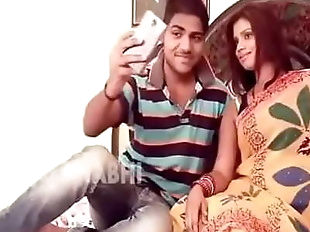 Devar And Bhabhi Hot Selfie - 9 min