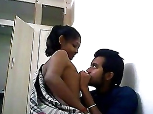 Indian College Couple Fucking On A WebCam - 1..